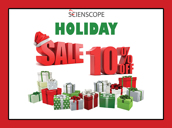 scienscope holiday sale enjoy a 10 off discount on optical systems